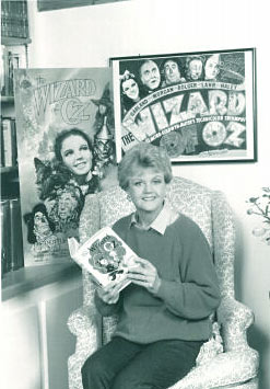 Wizard of Oz host Angela Landsbury