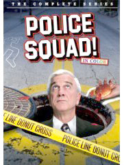 Police Squad on DVD