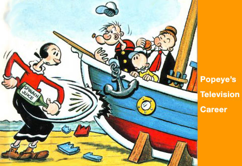 Popeye TV shows