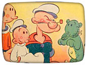 Popeye TV programs