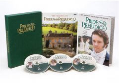Pride & Prejudice on DVD