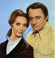 Robert Vaughn in The Protectors