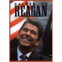 Ronald Reagan on DVD