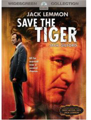 Save the Tiger on DVD
