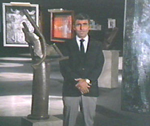 Rod Serling in Night Gallery