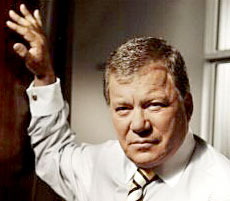 William Shatner Boston Legal photo
