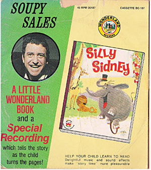 Soupy Sales Record