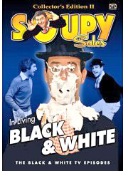 classic tv star Soupy Sales Show on DVD