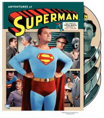Adventures of Superman on DVD