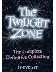 Twilight Zone DVDs