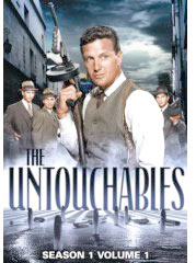 The Untouchables on DVD