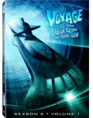 Voyage to the bottom of the sea - Season One DVDs