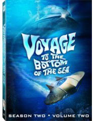 Voyage to the Bottom of the Sea on DVD