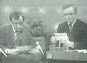 Woody Allen on Dick Cavett Show