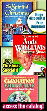 classic Christmas Specials!