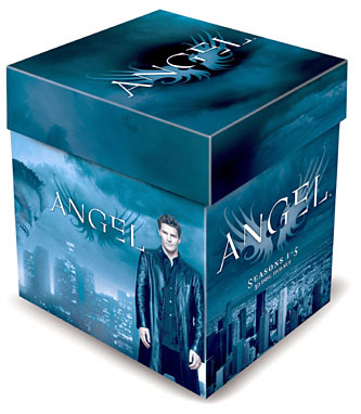 Angel on DVD