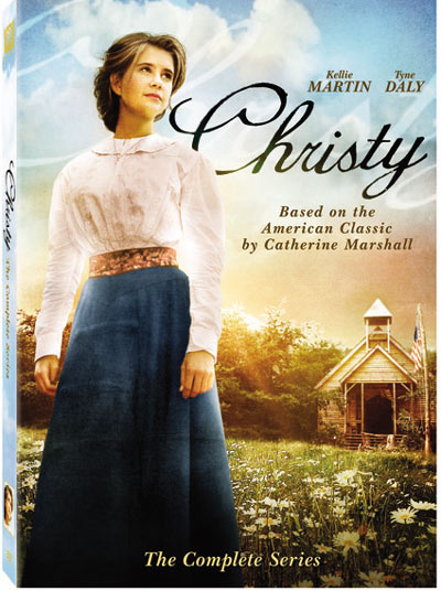 Christy on DVD