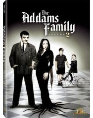 The Addams Family on DVD