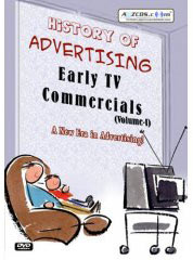 TV commercials on DVD