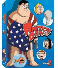 American DAD on DVD