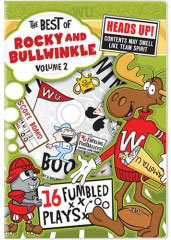 Rocky & Bullwinkle on DVD