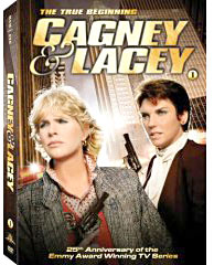 Cagney & lacey on DVD