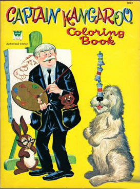 Captain Kangaroo books