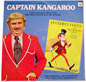 Captain Kangaroo record
