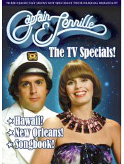 Captain & Tennille specials