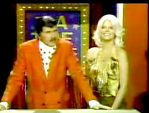 Carol Wayne and Johnny Carson