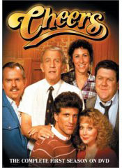Cheers season 1on DVD