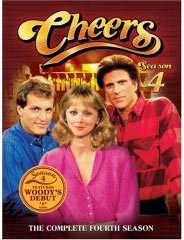 Cheers season 4on DVD