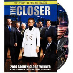 The Closer on DVD