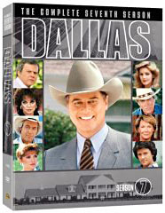 Dallas TV Show on DVD