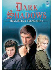 Dark Shadows BloopersDVd