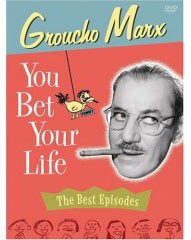 You Bet Your Life DVD