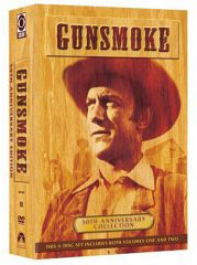 Gunsmoke on DVd