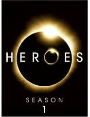 Heroes TV show on DVD