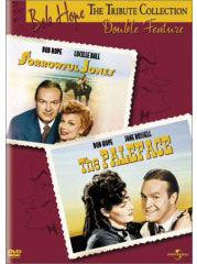 Bob Hope movies on DVD