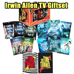 Irwin Allen TV Shows on DVD