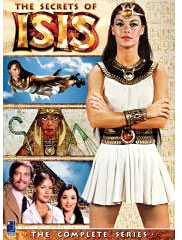 Secrets of Isis on DVD