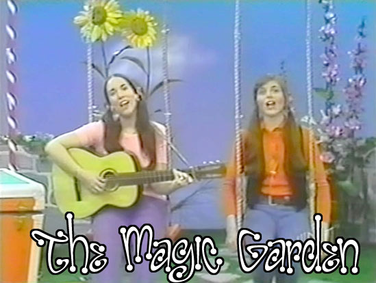 The magic garden Gardening tv shows online