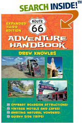 Route 66 road book