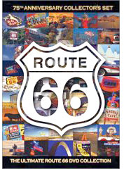 Route 66 DVD set