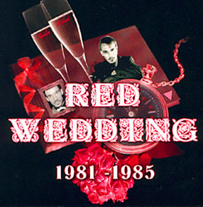 Red Wedding CD