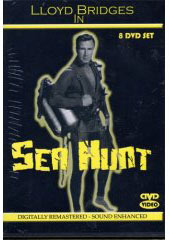 Sea Hunt on DVD