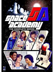 Space Academy season 2  on DVd