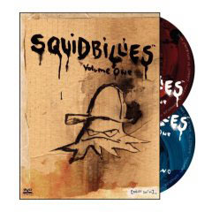 Squidbillies on DVD