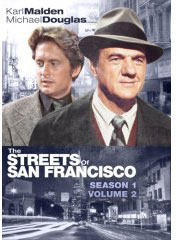 Streets of San Francisco Brigadeon DVD