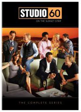 Studio 60 on the Sunset Strip on DVD
